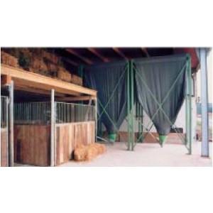 UV silo's voor binnenopstelling