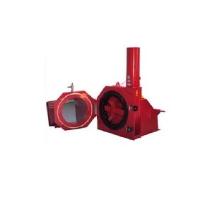 Gruber CCM-molen type Profi 480U